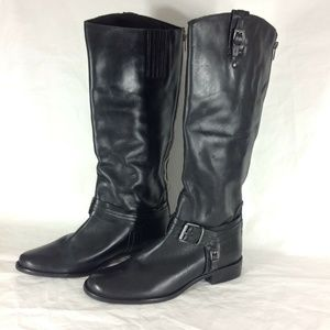 Matisse Flashback Knee High Leather Riding Boots